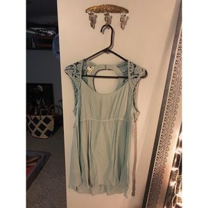 Love on a Hanger Babydoll Top